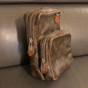 Louis Vuitton Amazon Crossbody Bag (missing strap)